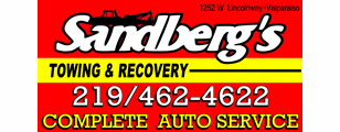 Sandbergs Towing and Recovery