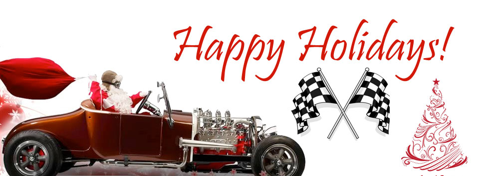 Happy Holidays from the South Bend Motor Speedway